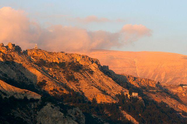 Montagnes / Bécharré -Liban