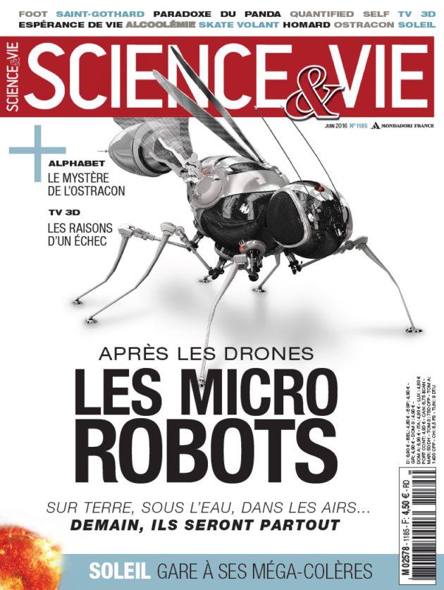 Science & Vie juin 2016