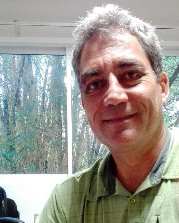 Eric Clua, spécialiste en biodiversité marine