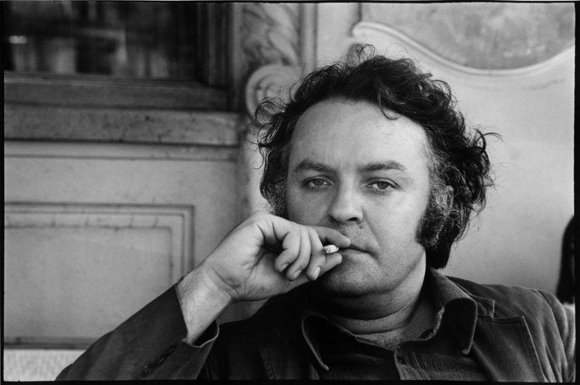 Denis Roche, écrivain, éditeur, poète, photographe, 1978
