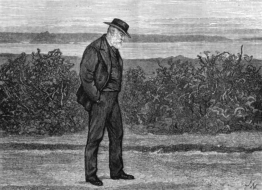 Victor Hugo à Guernsey