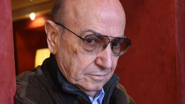Theo Angelopoulos en 2001.