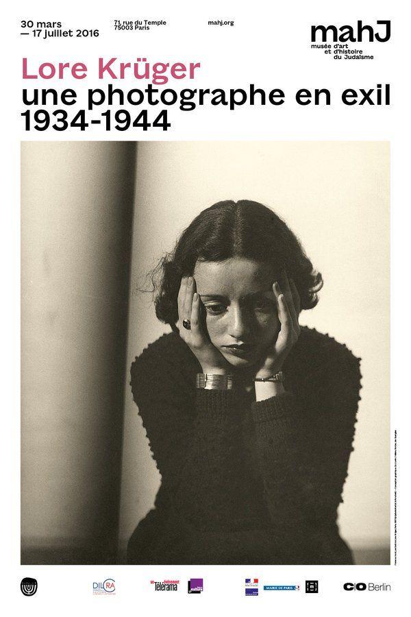 Lore Krüger, photographe en exil