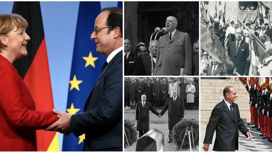 Les visites présidentielles pour les commémorations de la bataille de Verdun