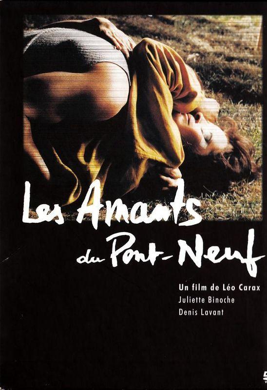 Les Amants du Pont-Neuf, de Leos Carax