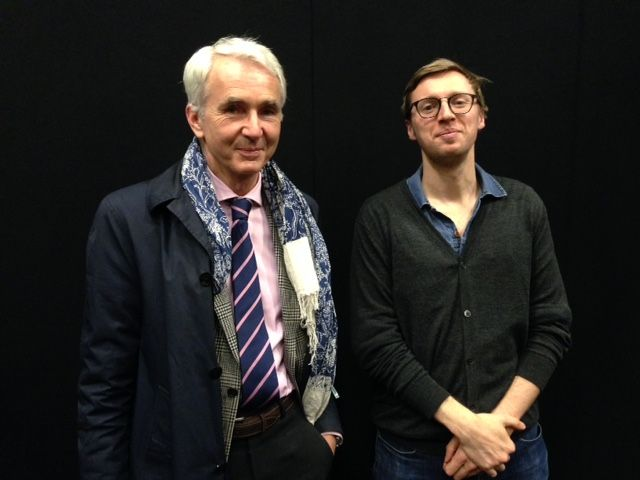 Claude d'Anthenaise & Richard Gaitet