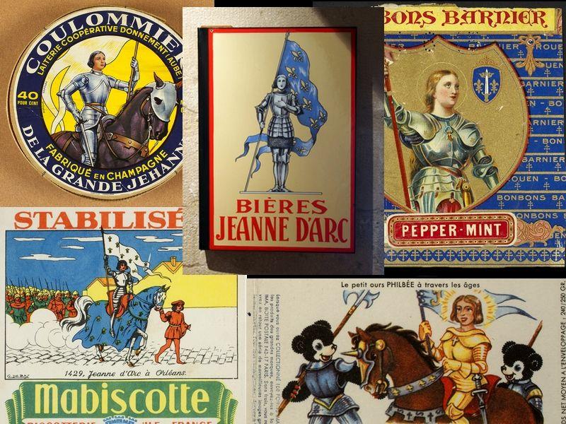 Mais pourquoi Jeanne d'Arc ?