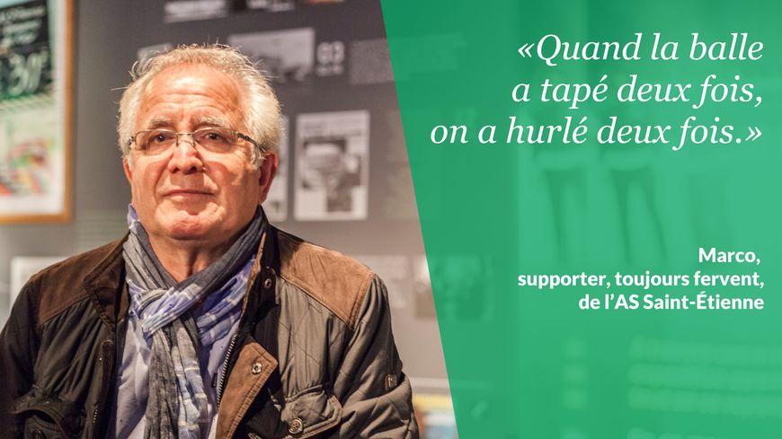 Les supporters des Verts se souviennent de 1976 - Alexandre Czuczman