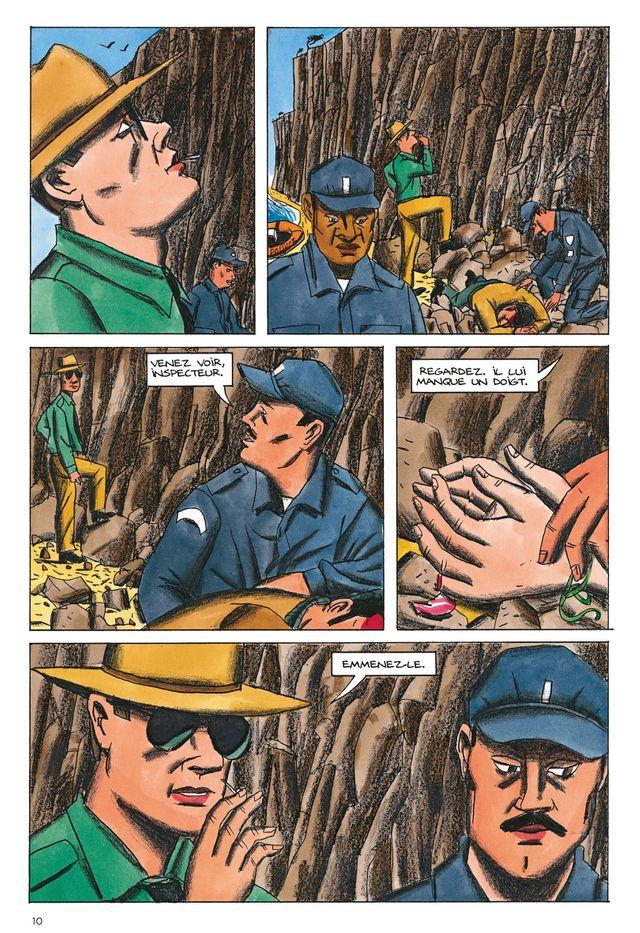 Page 10 de Black Dog