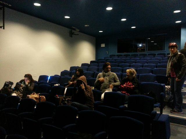 L'auditorium Guy Debord, au lycée Carnot de La Bocca
