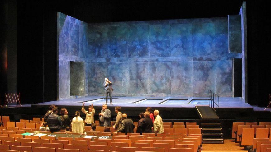 Construit en 1998, l'opéra de Dijon avait alors la meilleure acoustique du monde