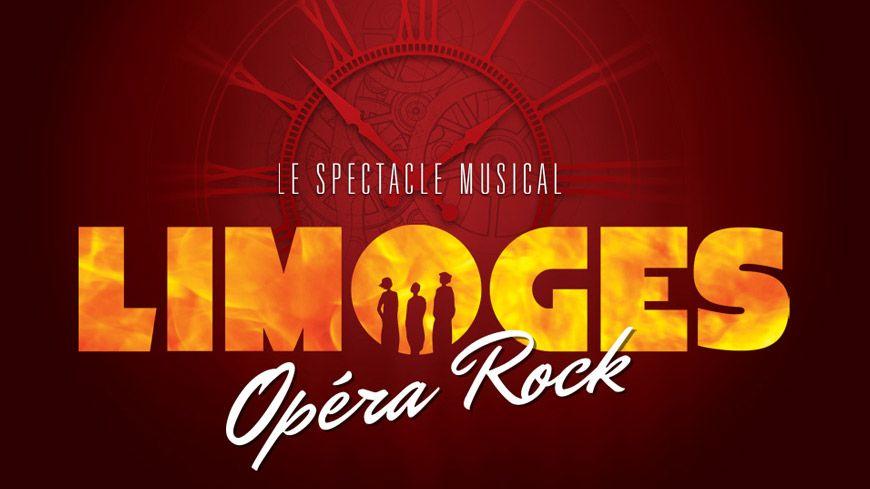 Limoges Opéra Rock un grand projet musical à Limoges