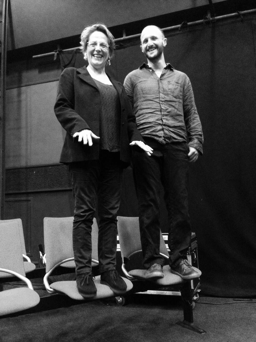 Kitsou Dubois & Fragan Gehlker