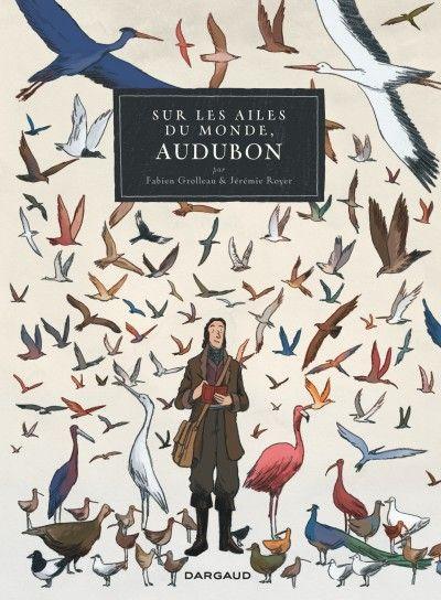 BD sur les ailes du monde, Audubon
