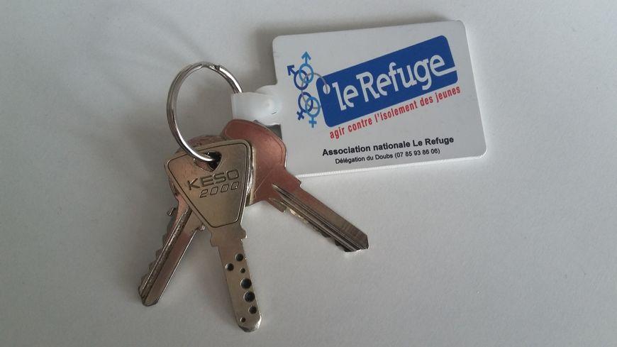Le Refuge du Doubs ouvre son premier appartement à Besançon.