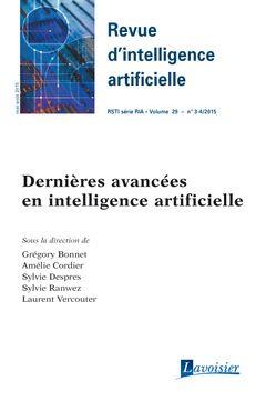 Revue d'intelligence artificielle n° 3-4/2015