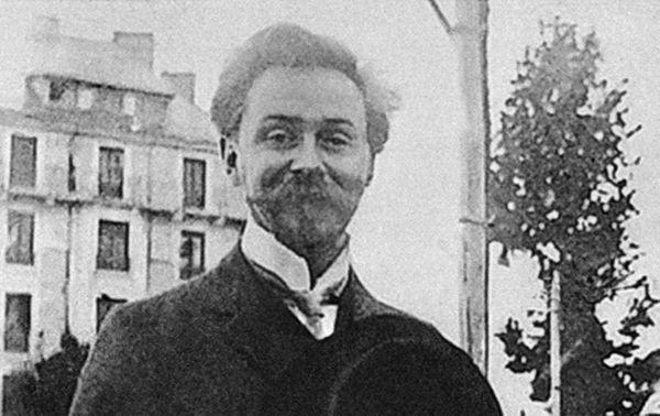 Alexandre Scriabine en 1909