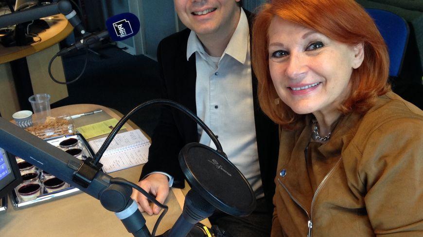 Christine Rassat et Yves Bontoux