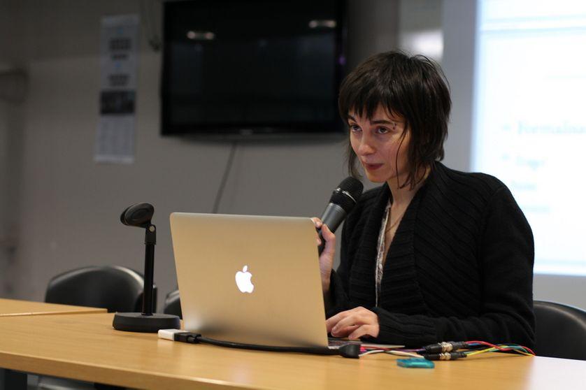 Primavera de Filippi, chercheuse au CNRS