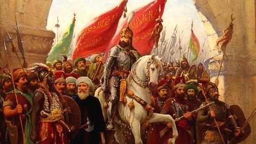 """Résultat de recherche d'images pour """"la prise de Constantinople"""""""