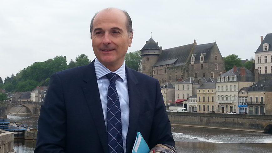 Philippe Habault veut reprendre la 1ère circonscription à la gauche