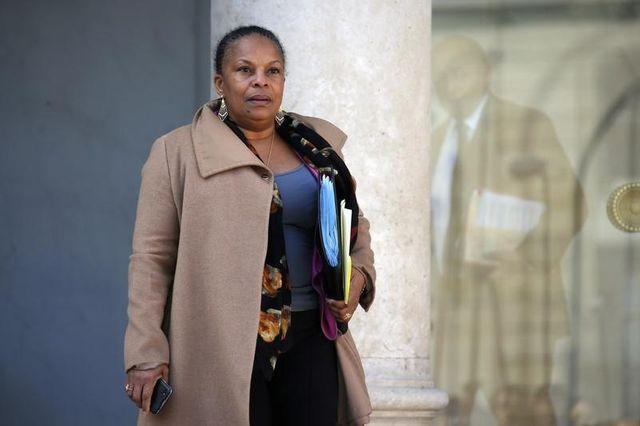 christiane taubira recadrée sur la réforme pénale