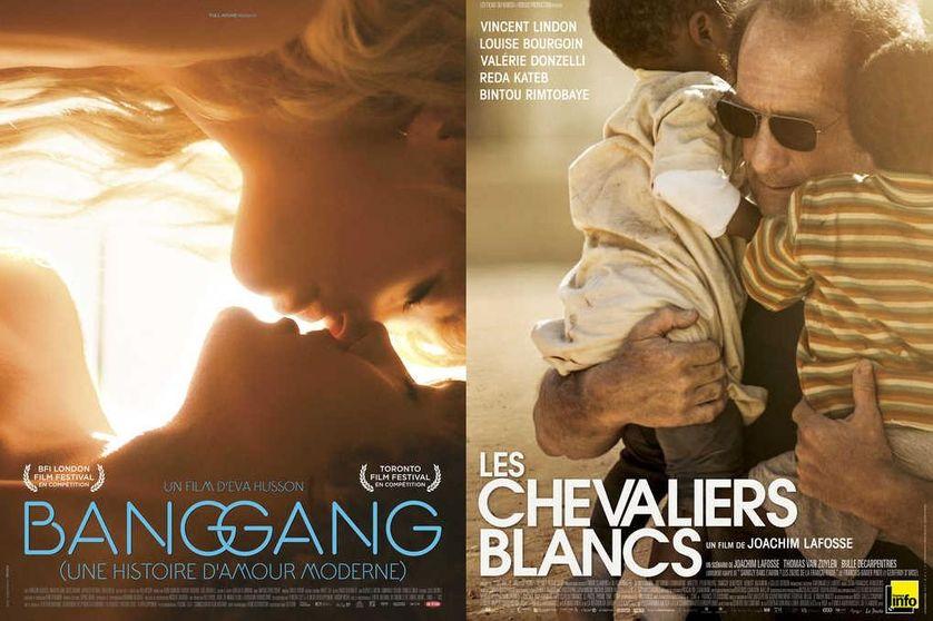 """Bang Gang"" et ""Les Chevaliers Blancs"""