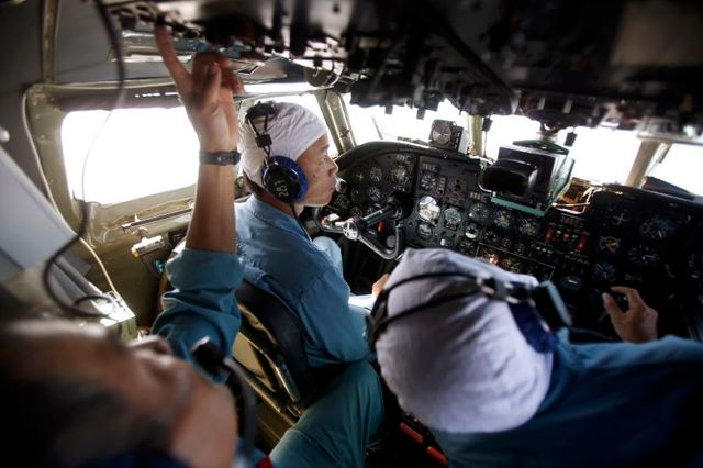 un dernier signal du vol mh370 peut-être détecté dans le détroit de malacca