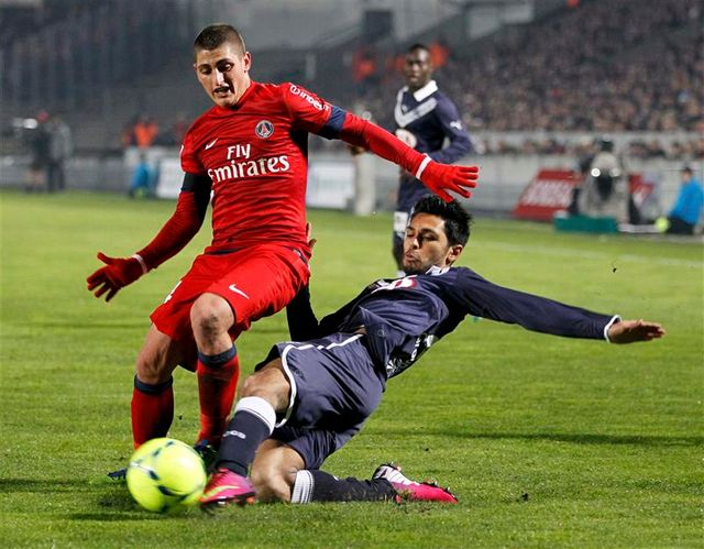 le paris saint-germain de nouveau leader de ligue 1