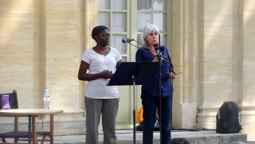 Voix d'Afrique (3/4) : Coma Bleu de Sylvie Dyclo-Pomos