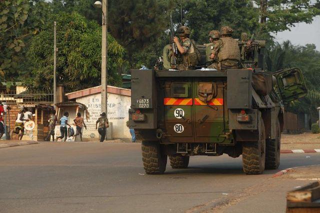 le chef de sangaris contredit l'hypothèse d'un enlisement en centrafrique