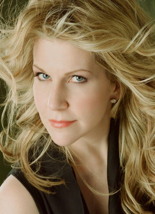 Joyce DiDonato, mezzo-soprano et soprano