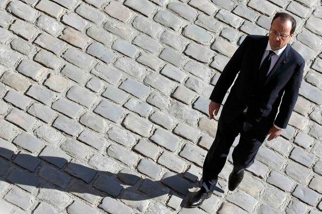 """les ambitions de """"reconquête"""" de françois hollande compromises par l'affaire morelle"""