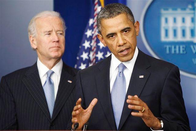 """les états-unis évitent le """"mur budgétaire"""""""