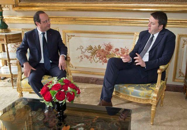 convergence franco-italienne sur l'économie