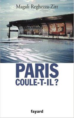 """Couverture du livre """"Paris coule-t-il ?"""""""