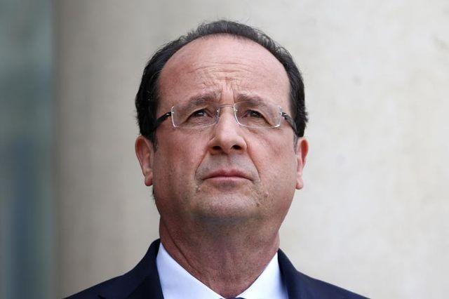 françois hollande n'exclut pas une intervention de la france en syrie sans la grande-bretagne