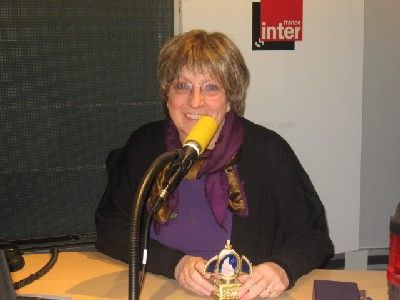 Marie Odile Rigaud et son objet