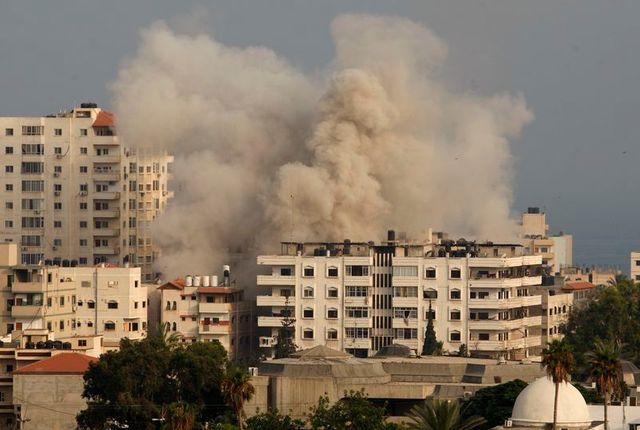 israël poursuit le pilonnage de gaza