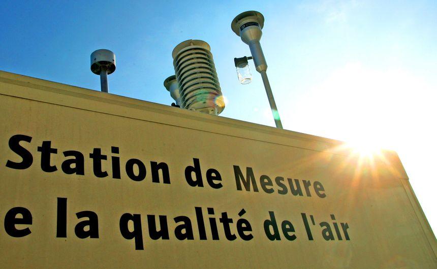 Atmosf'air mesure la qualité de l'air