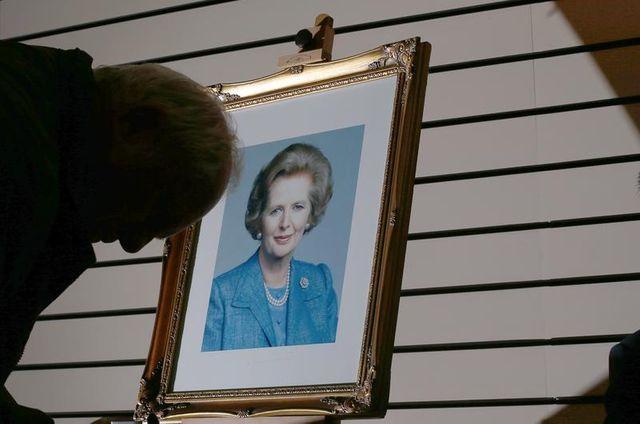 les funérailles de margaret thatcher suscitent la polémique