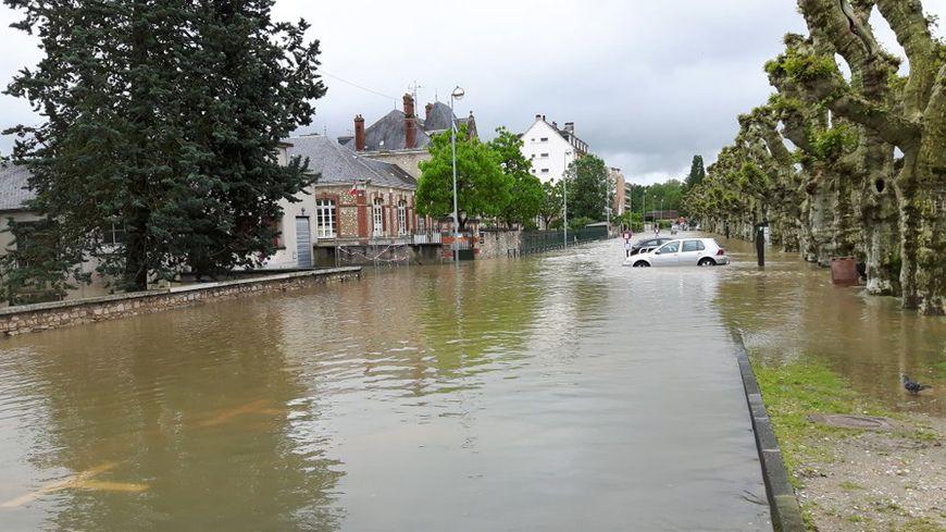 Inondations le point sur la situation dans le loiret for T2 sur bordeaux