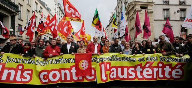 les syndicats désunis à l'occasion du 1er-mai