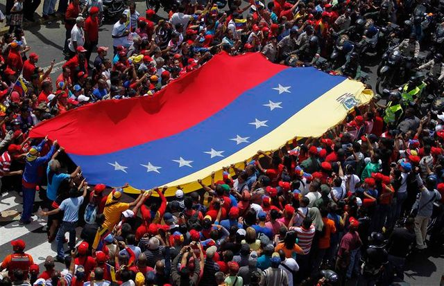le venezuela en deuil