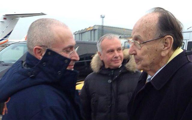 mikhaïl khodorkovski en allemagne