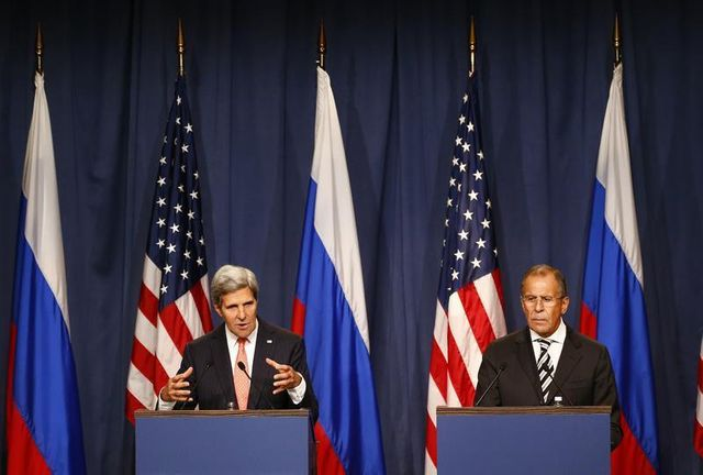 accord entre les états-unis et la russie sur les armes chimiques en syrie