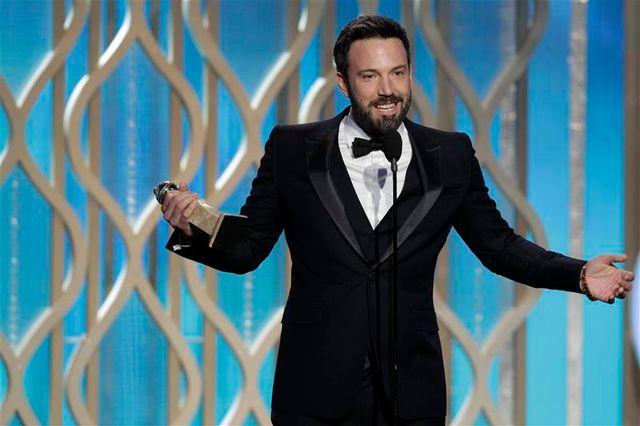 """""""argo"""" de ben affleck obtient le golden globe du meilleur film"""