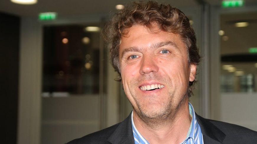 Philippe Massol le directeur de la Cité du Vin de Bordeaux