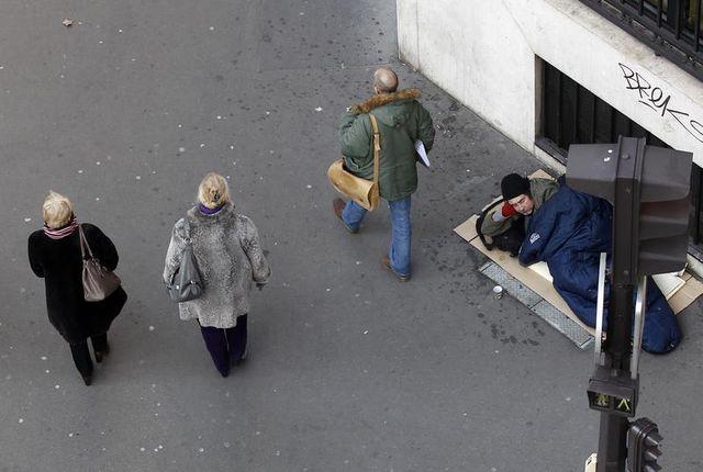l'igas juge préoccupante l'évolution de la pauvreté