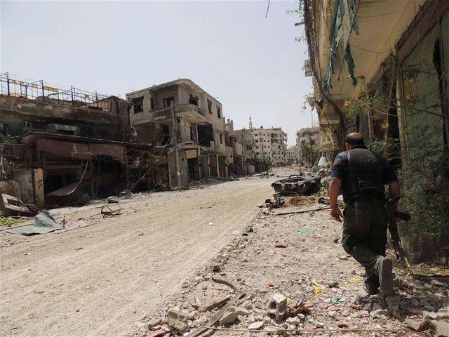 nouveaux témoignages sur l'utilisation d'armes chimiques par les forces syriennes